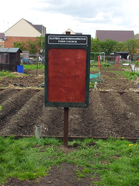 Melrose Allotments