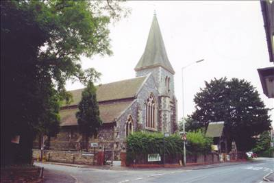 elstree church