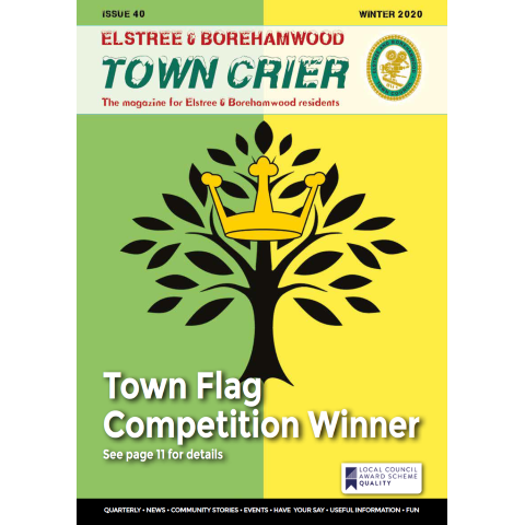 Town Crier Issue 40
