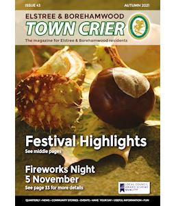 Town Crier Issue 40