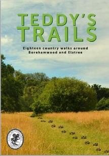 Teddys Trails Front Cover