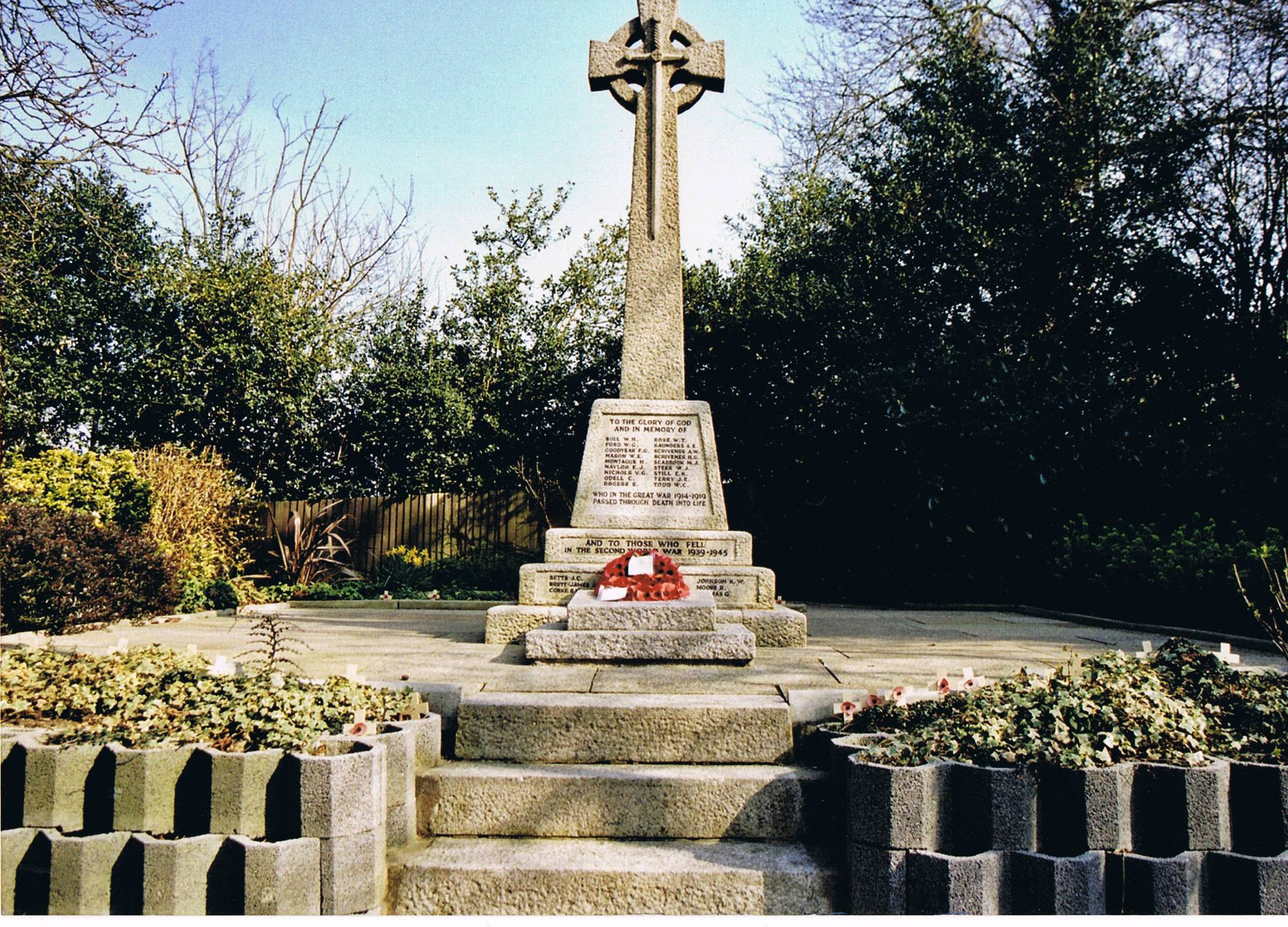 Elstree War Memorial